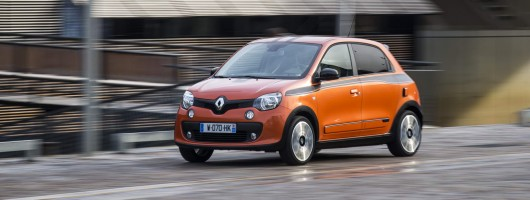 First drive: Renault Twingo GT. Image by Stuart Price.