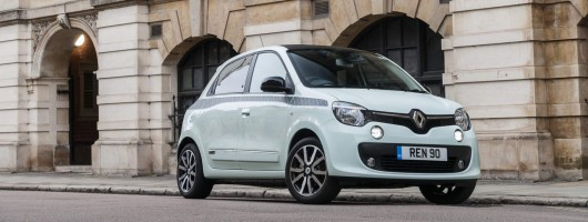 Renault launches 'Iconic' Twingo. Image by Renault.
