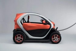 2017 Renault Twizy. Image by Renault.