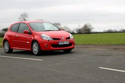 2007 Clio Renaultsport 197. Image by Shane O' Donoghue.