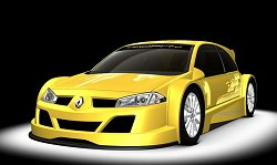 2004 Renault Megane Trophy. Image by Renault.