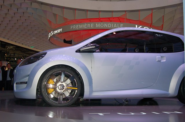 The Car Enthusiast Image Gallery 2006 Renault Twingo Concept