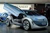 2009 Renault Zoe Z.E. concept.