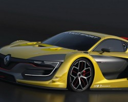 Radical R.S. 01 revealed. Image by Renault.