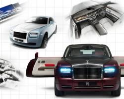 2014 Rolls-Royce Bespoke service. Image by Rolls-Royce.