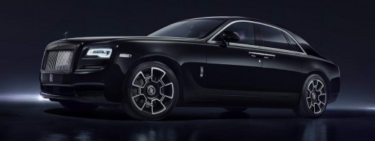 Black Badge from Rolls-Royce. Image by Rolls-Royce.