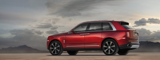 Rolls-Royce takes Cullinan to Monterey. Image by Rolls-Royce.