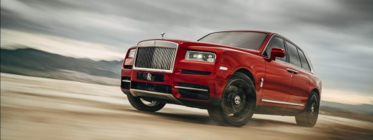 Rolls-Royce reveals long-awaited SUV. Image by Rolls-Royce.