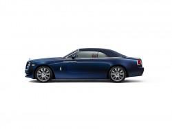 2015 Rolls-Royce Dawn. Image by Rolls-Royce.