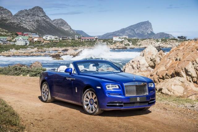 Driven: Rolls-Royce Dawn. Image by Rolls-Royce UK.