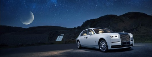 Rolls-Royce gathers whole range in Geneva. Image by Rolls-Royce.