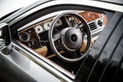 2014 Rolls-Royce Ghost Series II. Image by James Lipman.
