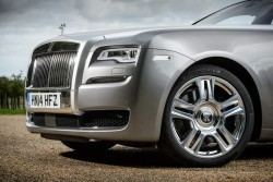 2014 Rolls-Royce Ghost Series II. Image by James Lipman.