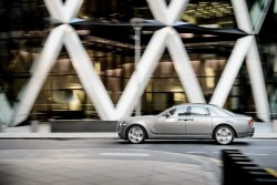 2014 Rolls-Royce Ghost Series II. Image by Rolls-Royce.