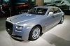 Rolls-Royce Ghost Extended Wheelbase.