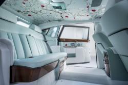 2015 Rolls-Royce Bespoke Serenity Phantom. Image by Rolls-Royce.