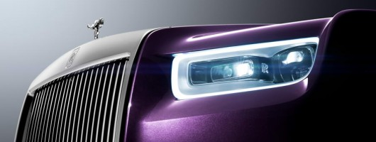 Rolls-Royce unveils grandiose Phantom VIII to the world. Image by Rolls-Royce.