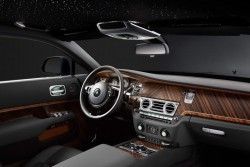 2015 Rolls-Royce Wraith Inspired by Film. Image by Rolls-Royce.