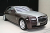 2010 Rolls-Royce Ghost.
