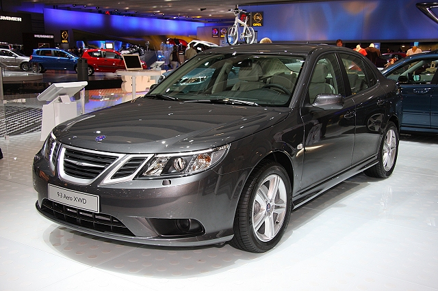 the car enthusiast image gallery 2008 saab 9 3 aero xwd. Black Bedroom Furniture Sets. Home Design Ideas