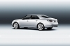 Saab 9-5 is official. Image by Saab.