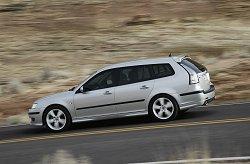 2005 Saab 9-3 Sportwagon. Image by Saab.