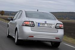 2011 Saab 9-3. Image by Saab.