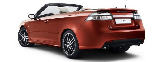 Final batch of Saab 9-3 Convertibles. Image by Saab.