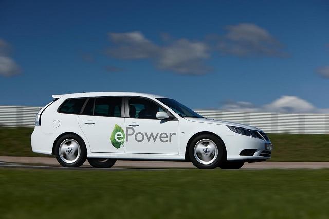 Saab reveals new model plans. Image by Saab.