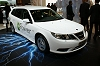 2011 Saab 9-3 e-Power. Image by Headlineauto.