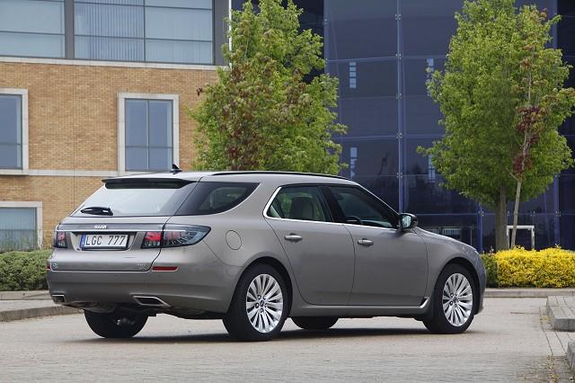 Saab GB enters administration. Image by Saab.
