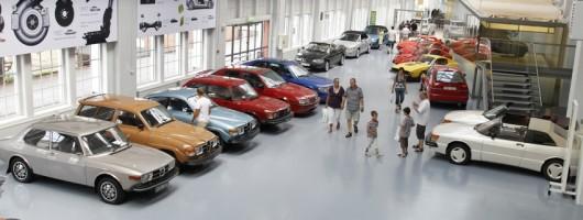 Saab sells its heritage. Image by Graeme Lambert.