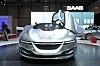 2011 Saab PhoeniX concept. Image by Newspress.