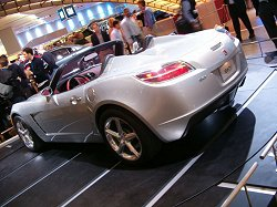 2005 Saturn Sky. Image by John Cooke.