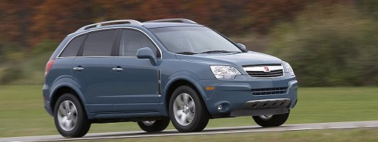 2007 Saturn Vue. Image by Saturn.