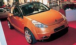 Sbarro at the 2004 Geneva Motor Show. Image by www.salon-auto.ch.