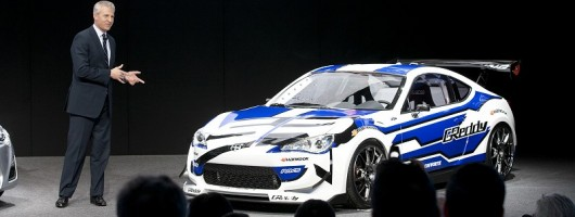 Scion shows 600bhp FR-S. Image by Scion.
