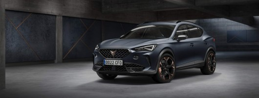 Cupra launches all-new Formentor CUV. Image by Cupra.