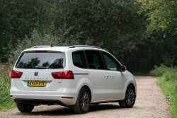 2015 SEAT Alhambra. Image by SEAT.
