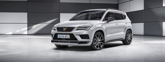 SEAT makes Cupra a standalone brand. Image by SEAT.
