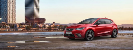 SEAT unveils all-new Ibiza. Image by SEAT.