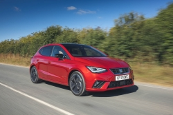 Seat Ibiza gets with it. Image by Seat UK.