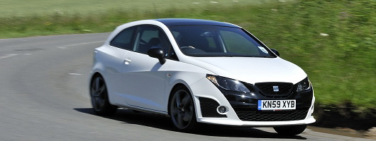 Week at the Wheel: SEAT Ibiza Bocanegra. Image by SEAT.