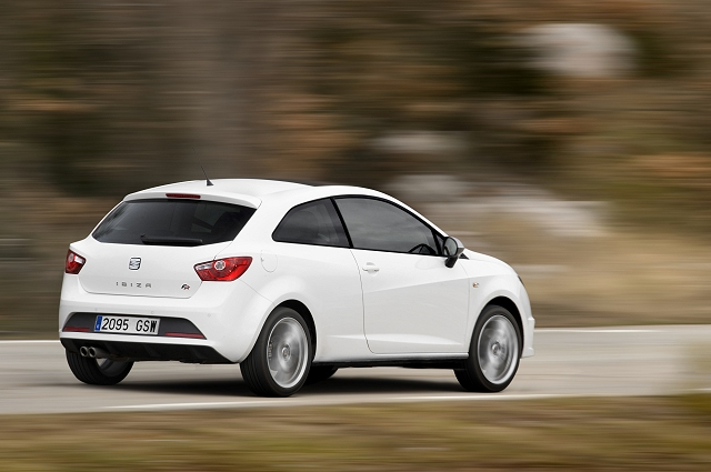 The Car Enthusiast Image Gallery 2010 Seat Ibiza Fr Tdi