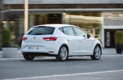 2013 SEAT Leon. Image by Andy Morgan.