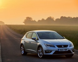 Our long term test SEAT Leon FR. Image by Max Earey.