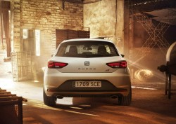 2015 SEAT Leon Cupra 290. Image by SEAT.