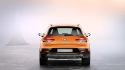 2015 SEAT Leon Cross Sport. Image by SEAT.