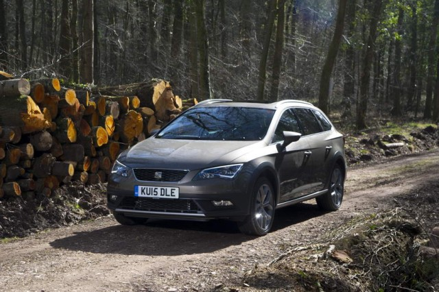 Driven: SEAT Leon X-Perience. Image by SEAT.