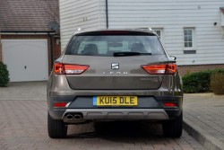 2015 SEAT Leon X-Perience. Image by SEAT.